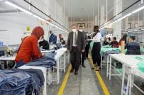 Seyhan'da Eşitlik Dostu İşyerlerine 'Mor Bayrak'