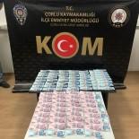 Tekirdağ'da 13 Bin 600 TL Sahte Para Bulundu Açıklaması 2 Gözaltı