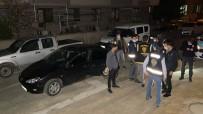 Uygulamadan Kaçan Araç Kovalamaca Sonrası Yakalandı