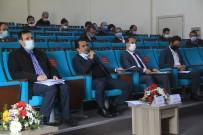 Van'da 'Entegre Kentsel Su Yönetimi Planı Hazırlanması' Çalıştayı