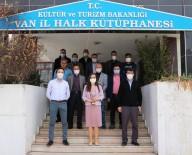 Van Halk Kütüphanesine 'Türkiye'nin En Başarılı Kütüphanesi' Ödülü