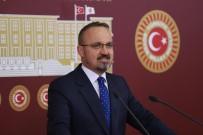 AK Parti Grup Başkanvekili Turan Açıklaması 'Konunun Milletin Vicdanını Rahatlatan Tarzda Çözülmesini İsteriz'