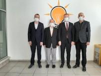 AK Parti'nin Simav'daki Belde Teşkilat Başkanları Belli Oldu