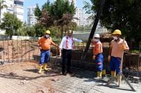 Antalyaspor Taraftarı İçin Stat Yanına Lokal Yapılıyor