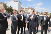 Başkan Altay Açıklaması 'İlçelerimiz İçin Önemli Projeleri Hayata Geçiriyoruz'