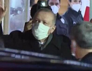 Başkan Erdoğan polislerle iftar yaptı!