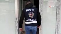 Başkent Polisi Tütün Kaçakçılarına Geçit Vermedi