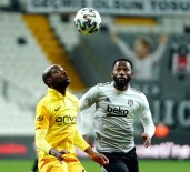Beşiktaş 14 Maç Sonra Evinde Ankaragücü'nü Yenemedi