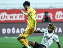 Beşiktaş berabere kaldı! Süper Lig'de çarşı karıştı!