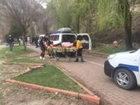 Boyabat'ta Kaza Açıklaması 1 Yaralı