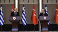 Çavuşoğlu Yunan Bakan'a cevabını vermişti! Yunan medyası bakın ne yazdı
