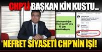 CHP Çanakkale İl Başkanı Metin Ümit Ünal'dan koronavirüse yakalandığını duyuran Meclis üyesine skandal sözler