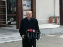Cumhurbaşkanı Erdoğan Açıklaması 'Dışişleri Bakanımız, Dendias'ın Davranışları Karşısında Ona Haddini Bildirdi'