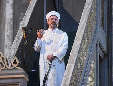 Diyanet İşleri Başkanı Ali Erbaş'tan KKTC'nin Kur'an kursu kararına tepki!