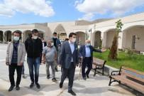 Hasankeyf'te Yapımı Tamamlanan Bin Kişilik Cami Hizmete Açıldı