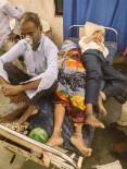 Hindistan'da Hastaneler Alarm Veriyor Açıklaması Bir Yatakta 2 Hasta Yatıyor