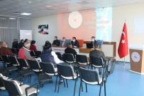 Kayseri'de Kayak Değerlendirme Toplantısı Yapıldı
