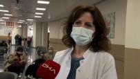 Kayseri Şehir Hastanesi Başhekim Yardımcısı Saatçi Açıklaması 'Biontech Yüzde 97 Üzerinde Antikor Oluşturuyor'