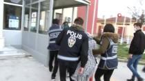 Kendisini Darp Etmeye Çalışan Şahsı Vuran Kadın İle Tanık Tutuklandı
