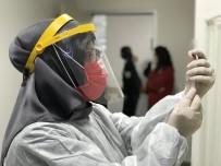 Kırıkkale'de 77 Bin 900 Doz Korona Virüs Aşısı Yapıldı