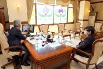 KUDAKA 134. Yönetim Kurulu Toplantısı VKS Üzerinden Yapıldı