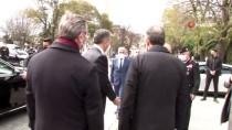 Kültür Ve Turizm Bakanı Ersoy, 'İnanç Ve Sanat' Sergisinin Açılışına Katıldı