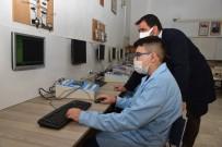 Meslek Lisesi UV Işınla Hava Temizleme Cihazı Üretti