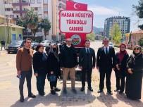 Milletvekili Türkoğlu'nun İsmi Caddeye Verildi
