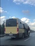 Minibüs Şoförü Korona Virüs Kurallarını Hiçe Saydı