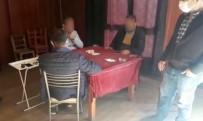 Osmaniye'de Kumar Oynayan 5 Kişiye 25 Bin Lira Ceza