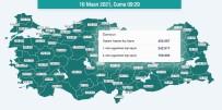 Samsun'da Yapılan Aşı Sayısı 400 Bini Geçti