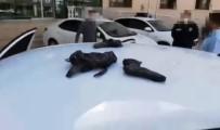 Şanlıurfa'da Durdurulan Otomobilde 18 Tabanca Ele Geçirildi