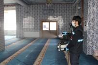 Sincan'da Camiler İçin Temizlik Seferberliği