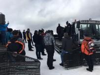 Snowtrack Eğitim Kursu Erzincan'da Yapıldı