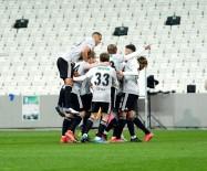 Süper Lig Açıklaması Beşiktaş Açıklaması 1 - MKE Ankaragücü Açıklaması 0  (İlk Yarı)