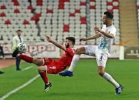 Süper Lig Açıklaması FT Antalyaspor Açıklaması 1 - Çaykur Rizespor Açıklaması 2 (İlk Yarı)