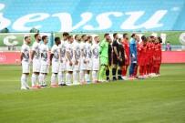 Süper Lig Açıklaması Konyaspor Açıklaması 0 - Kayserispor Açıklaması 0 (İlk Yarı)