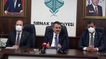 Tarım Ve Orman Bakanı Pakdemirli, Şırnak'ta DSİ 105. Şube Müdürlüğünün Açılışını Gerçekleştirdi Açıklaması