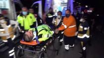 Uygulamadan Kaçan Otomobili Kovalayan Polis Aracı Kaza Yaptı Açıklaması 2 Yaralı