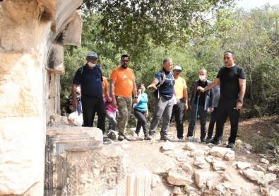 Yılmaz Açıklaması 'Mersin, Tarihi Ve Doğal Güzellikleriyle Turizm Çeşitliliğine İmkan Sunuyor'