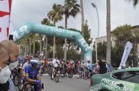 56. Cumhurbaşkanlığı Bisiklet Turu'nun Marmaris - Turgutreis Etabı Start Aldı