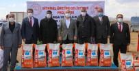 Ağrı'da Tohum Dağıtma Töreni Düzenlendi