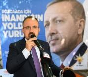 AK Partili Turan Açıklaması 'Çiftçilerimizin Kredi Borçları Yapılandırılıyor'