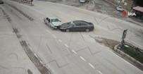 Amasya'da İki Otomobil Çarpıştı Açıklaması 1 Ölü