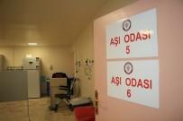 Aşı Odaları Boş Kaldı, Başhekim Sırası Geleni 'Kliniklerimiz Gece 24'E Kadar Çalışmaktadır' Diyerek Davet Etti