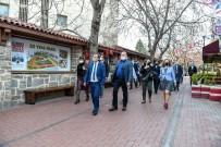 Avrupalı Savcılar Hamamönü'nde