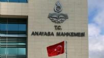 AYM'den üç partiye suç duyurusu