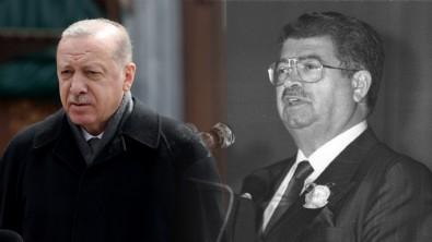 Başkan Erdoğan, 8. Cumhurbaşkanı Turgut Özal'ın vefat yıl dönümü nedeniyle düzenlenen törene katıldı