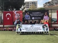 Başkan Sandal, Depremde Hayatını Kaybeden İkiz Kardeşleri Unutmadı