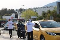 Bodrum Belediyesi İftara Yetişemeyenlere Kumanya Dağıttı